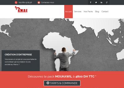 Agence Marocaine pour le Développement des Entreprises