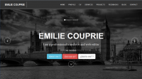 Emilie Couprie, Traductrice & Rédactrice Web